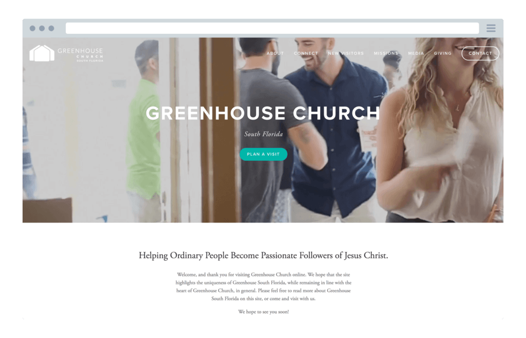 The Top 25 Best Church Websites Of 2019 - Pro Church Tools