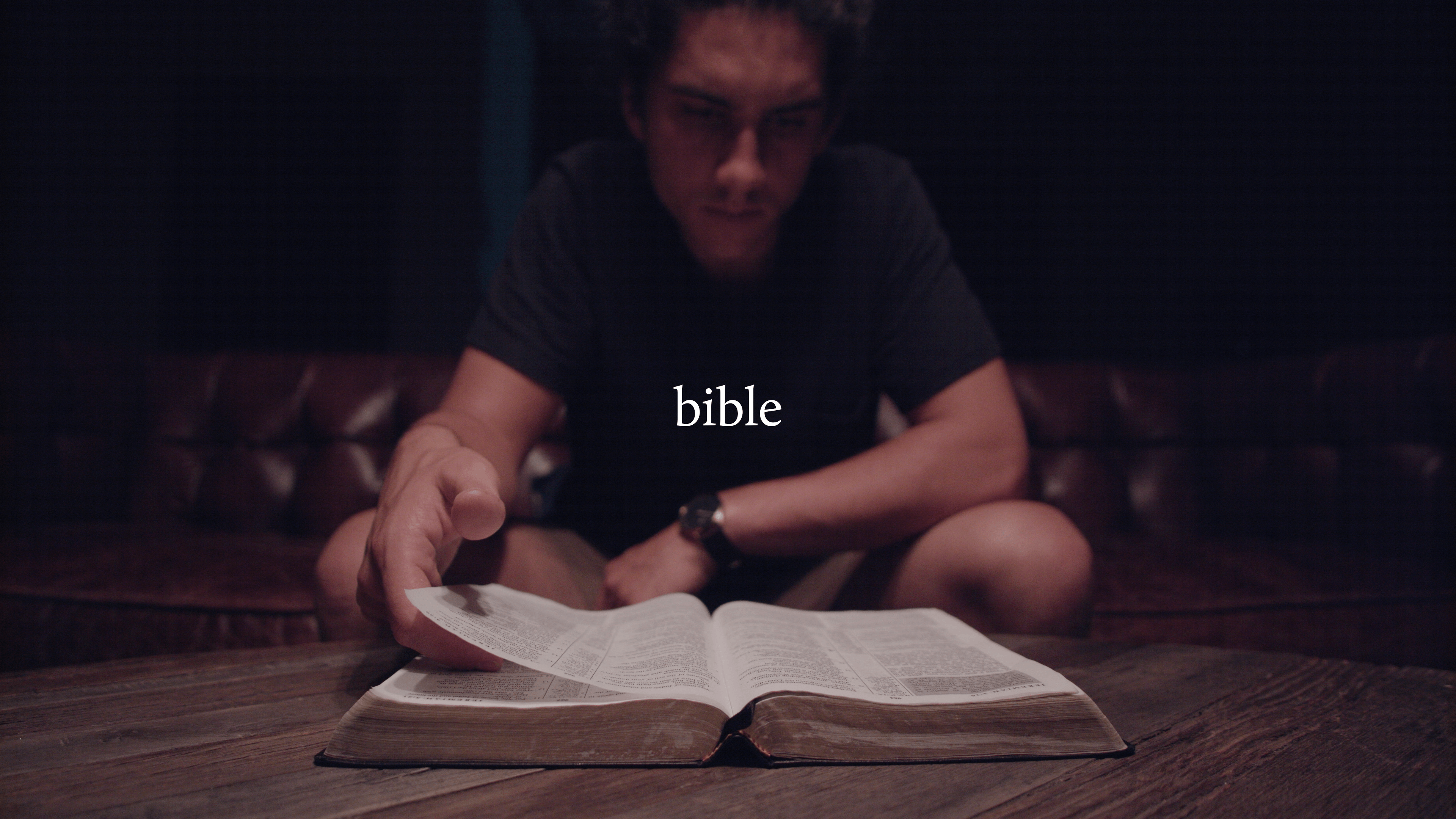 Sermon Series Ideas #1: Bible