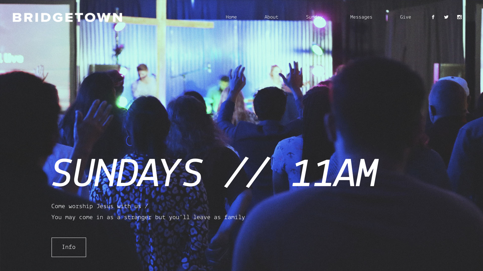 Bridgetown Church - http://bridgetownchurch.us/