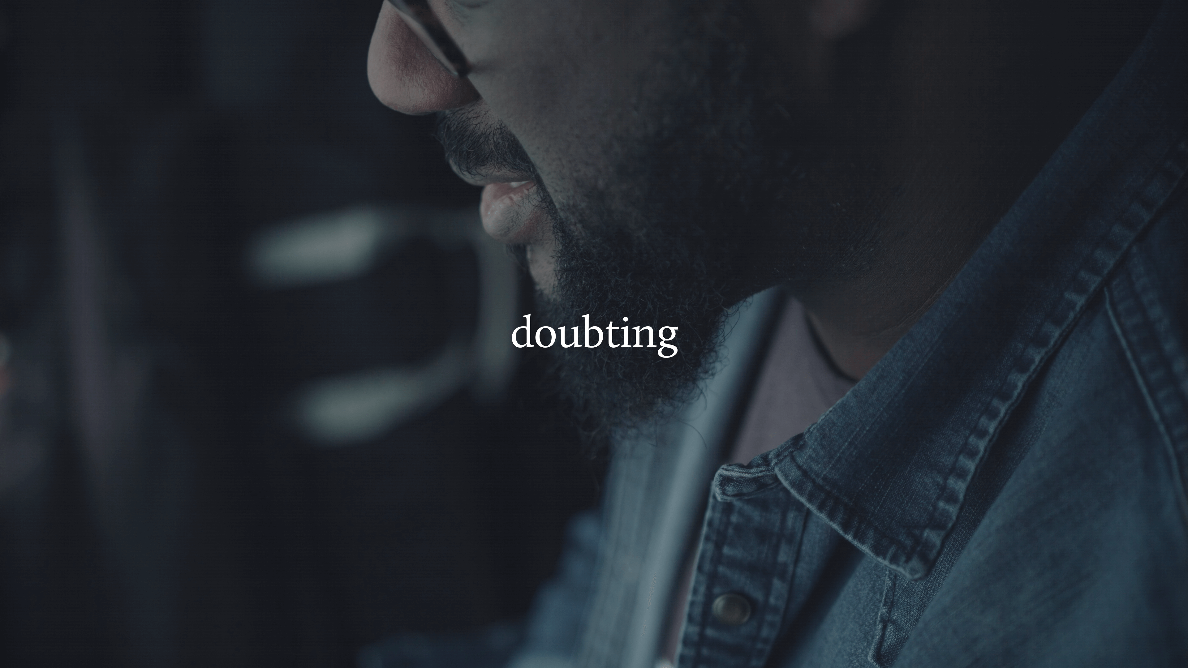 Sermon Series Ideas #2: Doubting